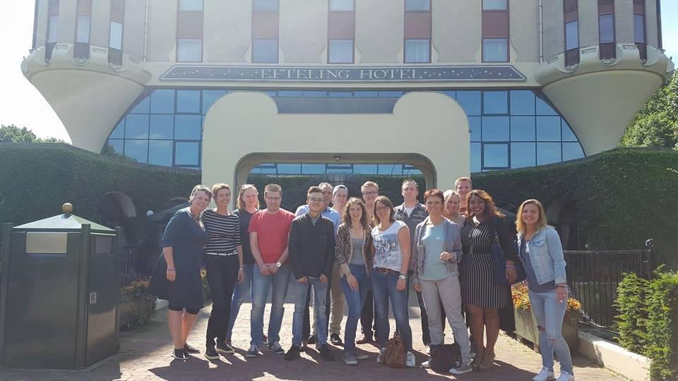Training FNV Horecabond in Eftelinghotel